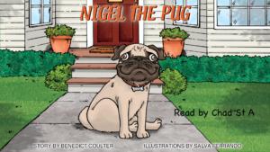 Nigel the Pug